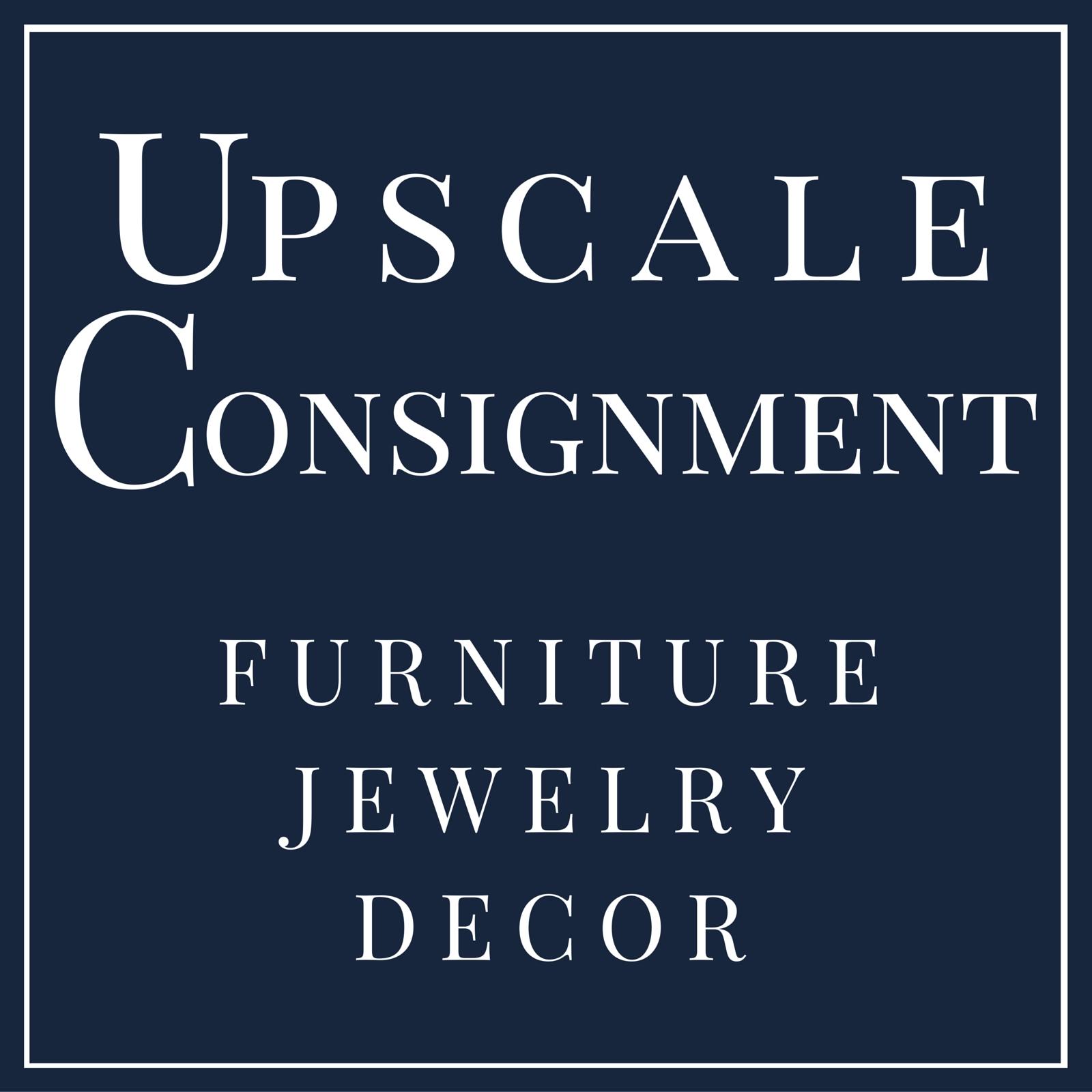 Upscale Consignment Upscale Used Furniture Decor